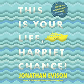 This Is Your Life, Harriet Chance audiobook cover art