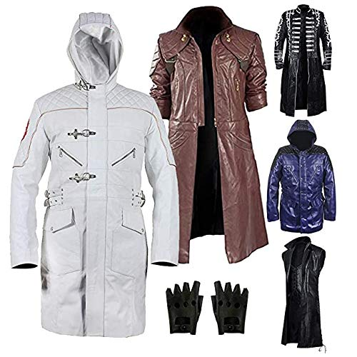 Haute_Fashions Devil May Cry V DMC 5 Vergil Aged Outfit Cosplay Costume