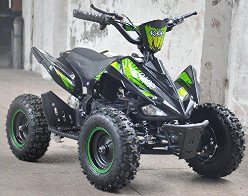 Rage Monster Extreme Electric Quad Bike 36v Green
