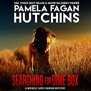 Searching for Dime Box: A What Doesn't Kill You World Romantic Mystery cover art