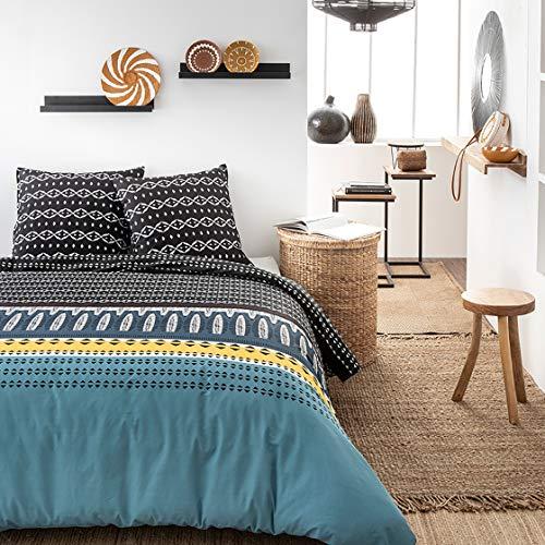 Bettwäsche für Doppelbett, 220 x 240 cm, Baumwolle, Mawira 1.1