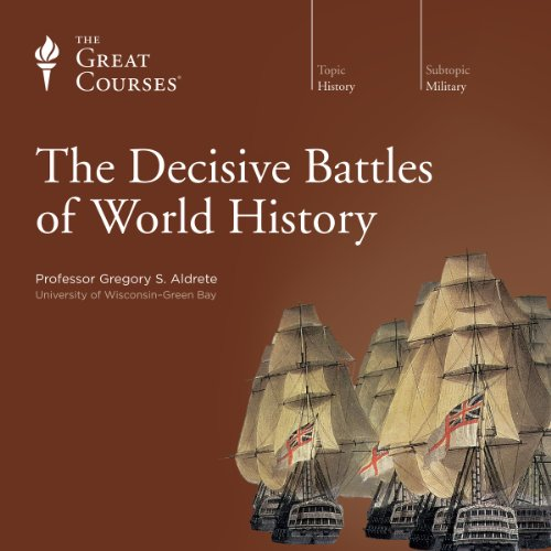 The Decisive Battles of World History cover art