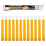 Be Ready - Industrial 12 Hour Illumination Emergency Safety Chemical Light Glow Sticks (12...