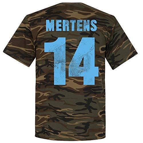 Retake Napoli Mertens - Camiseta de camuflaje