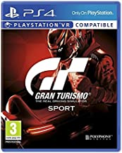 Polyphony Digital Gran Turismo Sport by Sony for Playstation 4