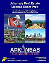 Arkansas Real Estate License Exam Prep: Arkansas Real Estate School Edition