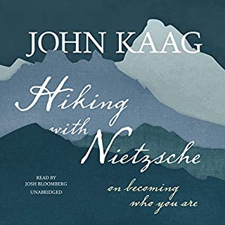 Hiking with Nietzsche audiobook cover art