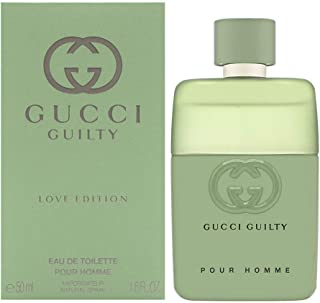 Gucci Guilty Love Edition by Gucci Eau De Toilette Spray 1.6 oz Men
