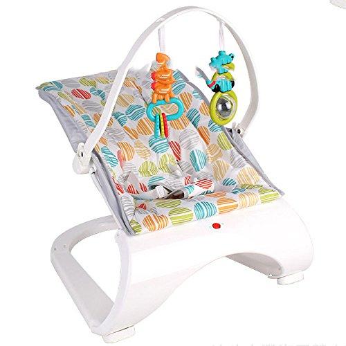 AIBAB Stuhl-Prahler-Baby-Beruhigender Stuhl-Intelligenter Elektrischer Sommer-Breathable Trockene Hilfe Baby-Schlaf-Wiege Chai