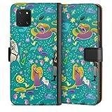 DeinDesign Étui Compatible avec Samsung Galaxy Note 10 Lite Étui Folio Étui magnétique Raiponce...