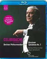 交響曲第7番 チェリビダッケ&ベルリン・フィル(1992)(日本語解説付)