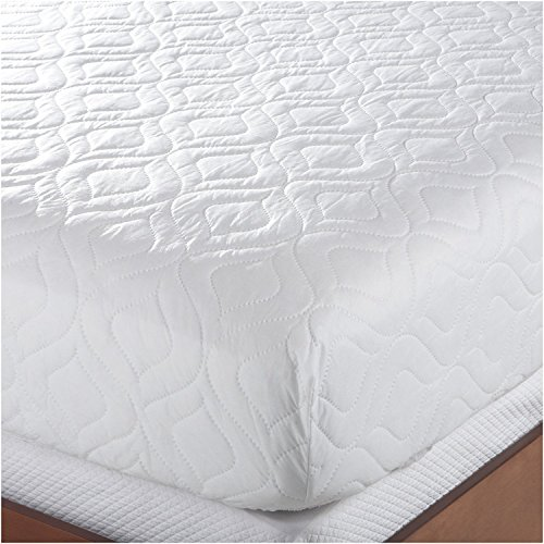 Bedsack by Perfect Fit | Classic Quilted Mattress Pad, Hypoallergenic & Stain Resistant (King)