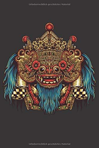 Notizbuch China: Notizbuch China - 120 Seiten - Punkteraster - Mit diesem Notizbuch China wird sein Auslandsjahr in China eine unvergesslichen Reise. ... Reise benötigst. Z.B. eine Barong Maske.