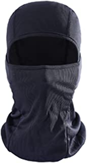 KOOYU Balaclava Ski Mask Full Face Motorcycle Mask Neck Gaiter or Tactical Balaclava Hood