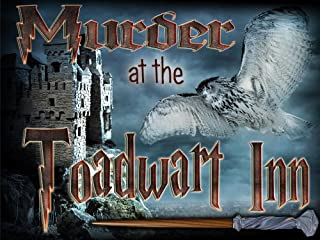 Witch & Wizard Murder Mystery Party Game - Murder at the Toadwart Inn