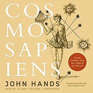 Cosmosapiens cover art