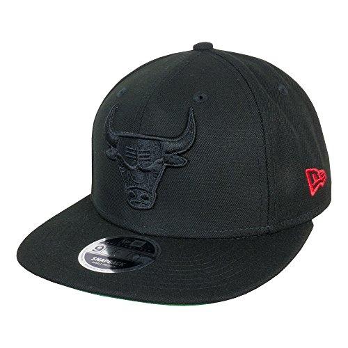 A NEW ERA NBA Winners Patch CHIBUL–Berretto Línea Chicago Bulls, Unisex Adulto, Multicolore (OTC)