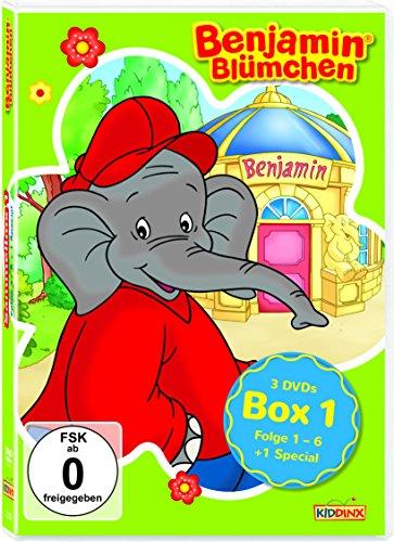 Benjamin Blümchen: DVD Staffelbox 1