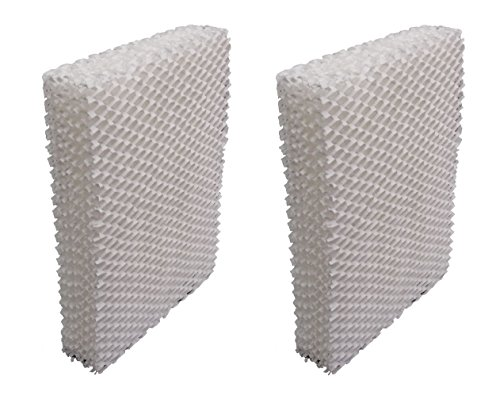 Ximoon 2 Pack Humidifier Wick Filter for Vornado MD1-0001, MD1-0002, MD1-1002