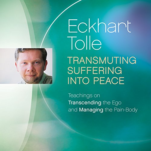 Transmuting Suffering into Peace cover art