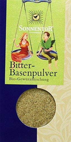 Sonnentor Bitter-Basengewürzpulver, 1er Pack (1 x 60 g) - Bio