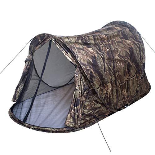 CATRP Marque Camouflage Unique Tente De Camping Imperméable Coupe-Vent De Plein Air Poids Léger Automatique Pop Up Tent