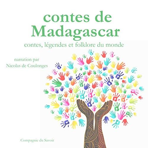 Couverture de Contes de Madagascar