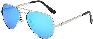 Polarized Sunglasses Classic Stylish Aviator Sun Glasses for Women Men