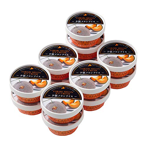 【お取り寄せグルメ】北海道夕張メロンアイス(13個入り) 1003-070027 アイスクリーム 北海道直送品 送料無料 のし対応可 ギフト 贈物