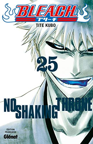 Bleach - Tome 25: No shaking throne