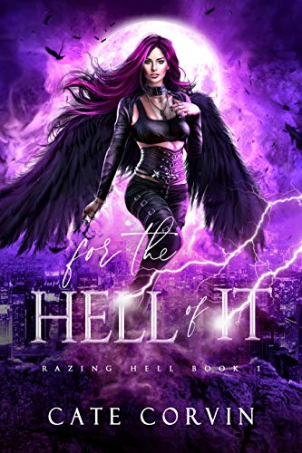 For the Hell of It: A Paranormal Reverse Harem Romance (Razing Hell Book 1)