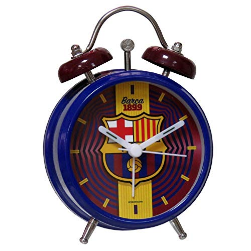 FC Barcelona RD-131-BC Despertador Campanas