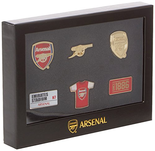 Official Arsenal FC Badge Set by Arsenal F.C.