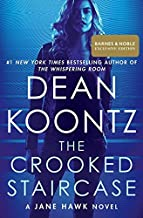 The Crooked Staircase (B&N Exclusive Edition) (Jane Hawk Series #3)