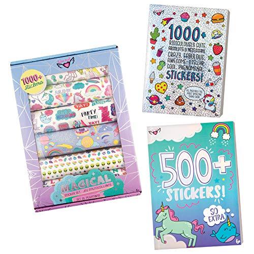 1000 sticker book - 4