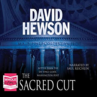 The Sacred Cut cover art