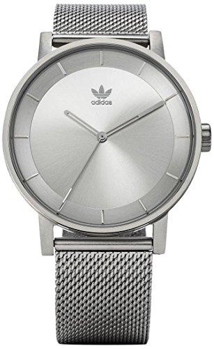 Adidas Watches (アディダス ウォッチ) 防水 アナログ ウォッチ (日本正規商品) [ Z04-1920/District_M1 ] 腕時計 日本製ムーブメント 1920_All Silver
