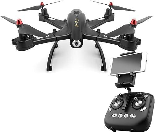 Drone avec caméra HD Grand Angle 120 ° 1080P, Quadricoptère RC Pliable avec FPV WiFi Altitude Maintien Une clé Retour Envoyez des Lunettes VR