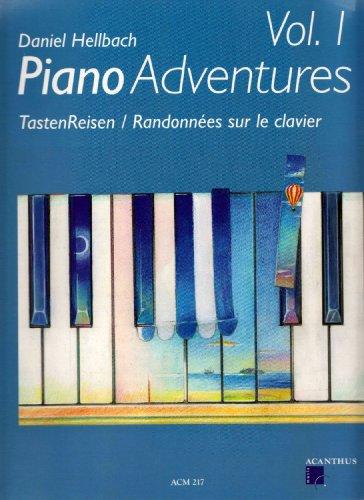 TASTENREISEN 1 - Klaviernoten [Musiknoten]