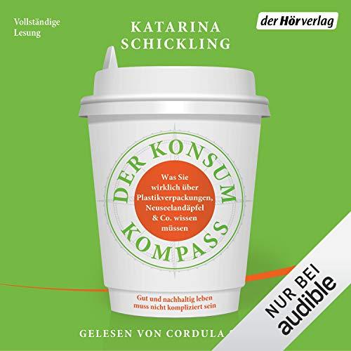 Der Konsumkompass audiobook cover art