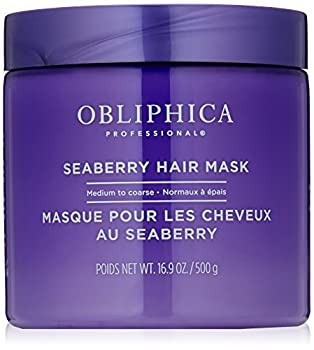 obliphica seaberry hair mask