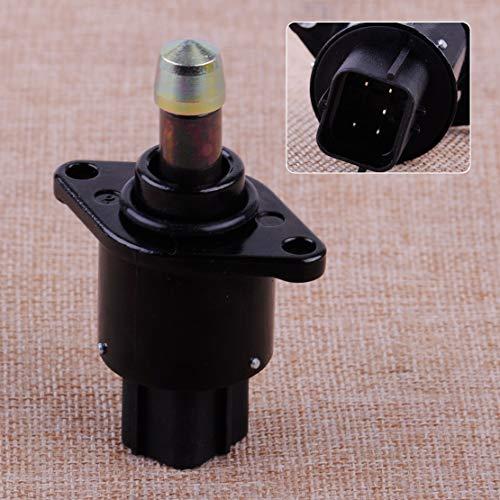 Mdq100041 Mdq100040 Mlz100050 Iac Idle Air Control Valve Fit For Mg Mgf For Rover 200 211/214 Si/216 Si/218 K Vi 1995-1999