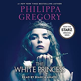 The White Princess audiobook cover art