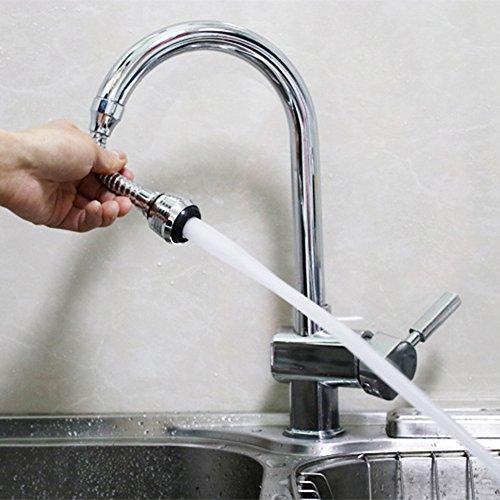 HJWXY Hahn - Boquilla de ducha para grifo de baño o cocina