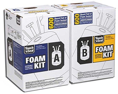 Two-Component Polyurethane Foam Kit 600 Board Feet
