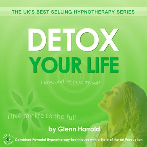 Detox Your Life audiobook cover art