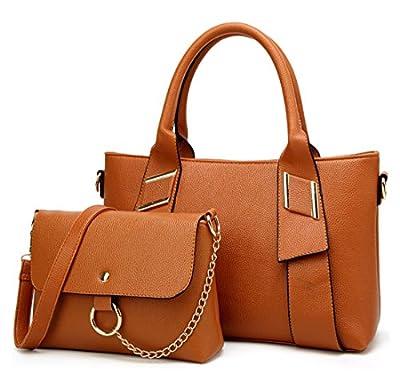 TIBES mode sac de messager synthétique sac à main en cuir pour femme