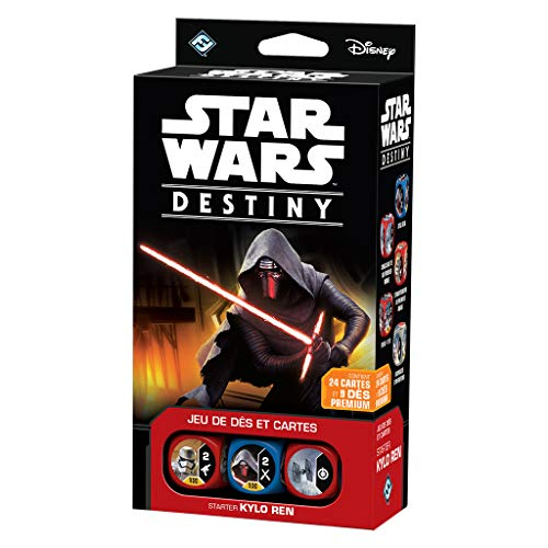 Fantasy Flight Games Star Wars - Caja de Inicio: Kylo REN Destiny, Juego de Mesa (Edge Entertainment EDGSWD01)