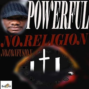No Religion - Single