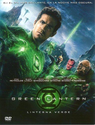 Linterna Verde (2011) [DVD]